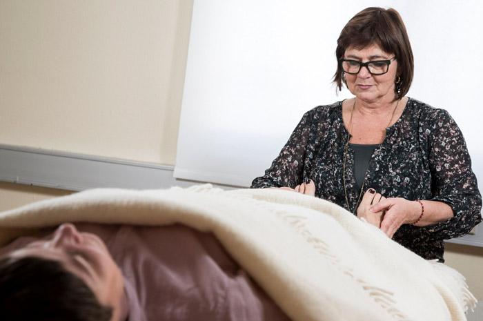 Akupunktur og assage ved Karen Bro